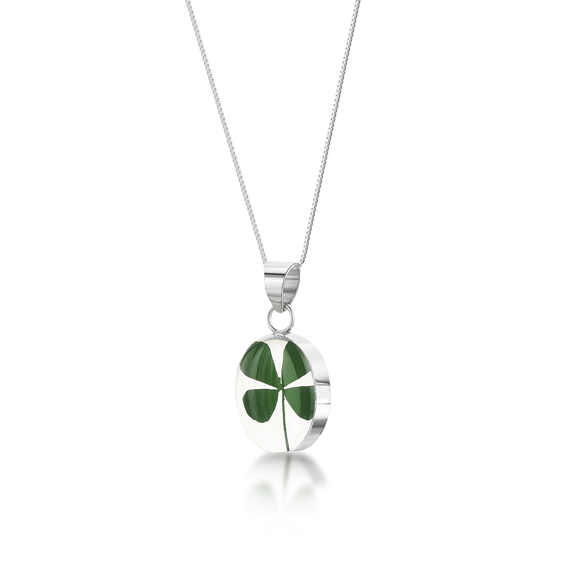 four clover leaf charm karma with hematite img products pendant bracelet luck and