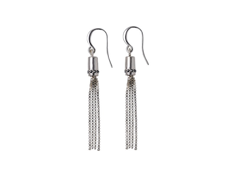 Pilgrim Tassle earrings