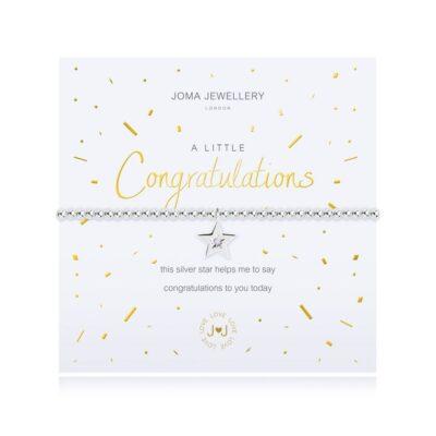 joma congratulations
