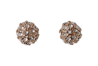 Pilgrim Carlyn stud earrings