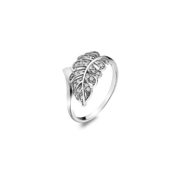 Virtue leaf ring