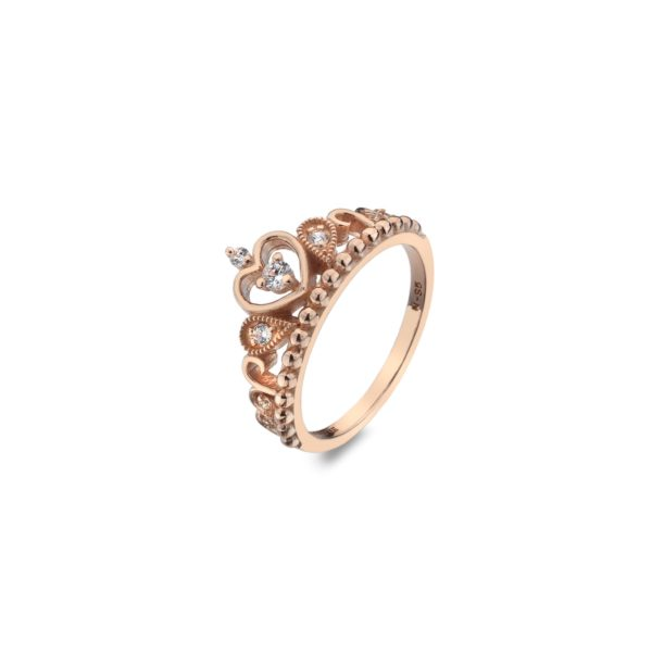 Virtue crown ring