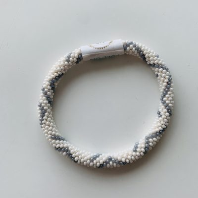 roll on bracelet blue