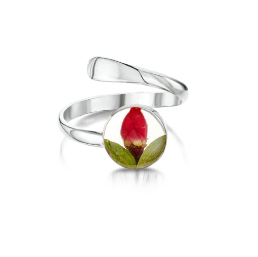 rose bud ring