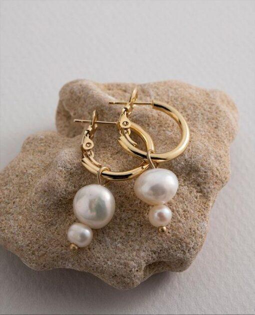 Danon Pearl earring