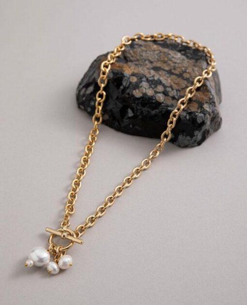 Danon pearl necklace
