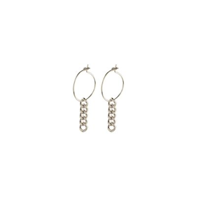 pilgrim water earrings