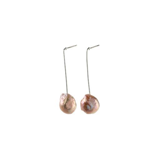 pilgrim pearl earrings
