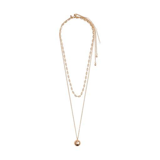 pilgrim earth necklace