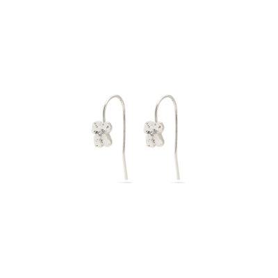 Justine flower earrings