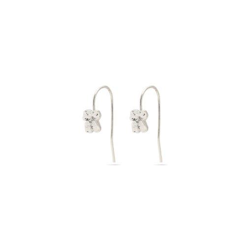 Justine flower earrings