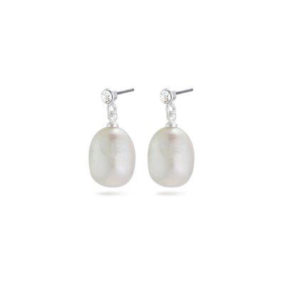 pilgrim pearl Urd earrings